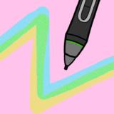 クリスタ描画ツールの合成モードサムネ